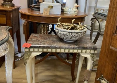 Ornate Style Side Table