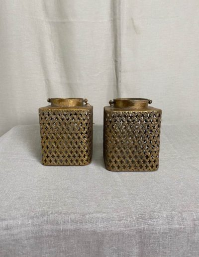Luxe Large Votives