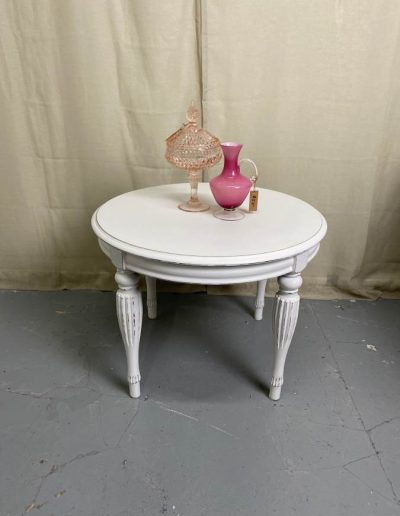 French Hampton Style Side Table