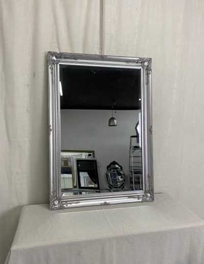 Ornate French Mirror